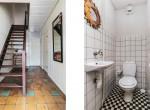begane grond-toilet 1e