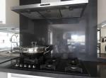 keuken-detail kookplaat